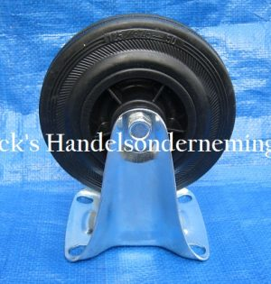 Bokwiel pvc diameter 125 mm