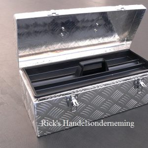 Opbergbox / gereedschapkist 570x245x220mm
