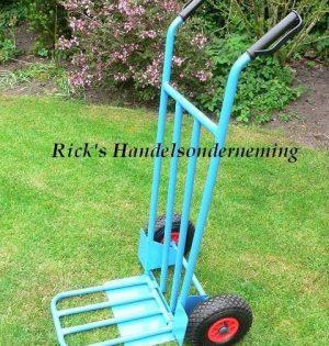 Steekwagen / steekkar met klep
