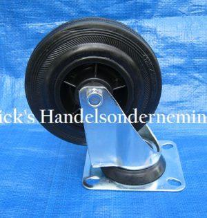 Zwenkwiel pvc diameter 125mm